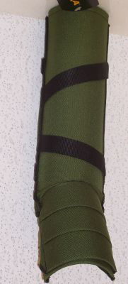 Snake Guard snake proof olive green extra Tall