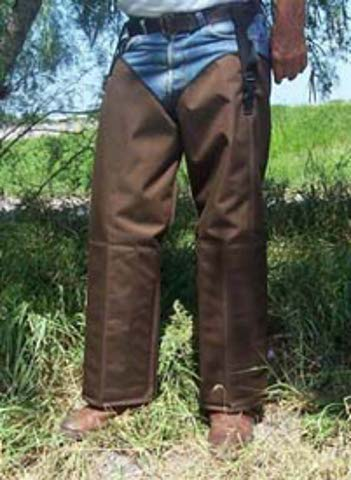 Brown Snake Chaps